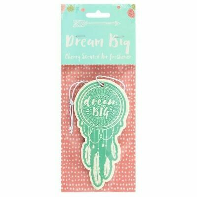 Dream Catcher Shaped Cherry Scented Air Freshener Car, Home, Office