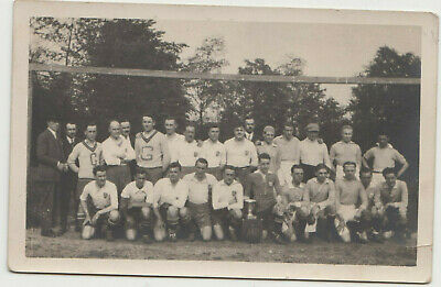 Carte Photo à identifier - Football France vers 1930 / 1950  REF 13