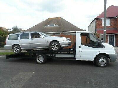 Ford Transit Recovery 57 Reg New Biuld 2,4 New Winch Nice Truck