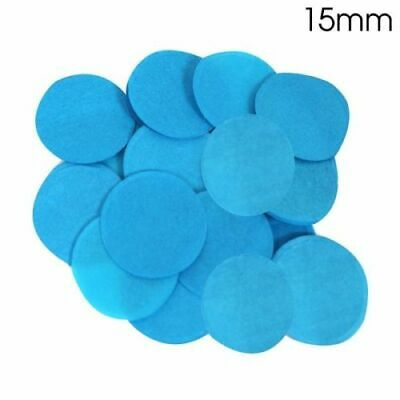 Teal Tissue Paper Confetti 14g Bio-degradable