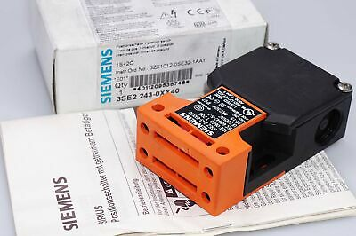 Siemens 3SE2243-0XX40 Position Switch Boxed, New