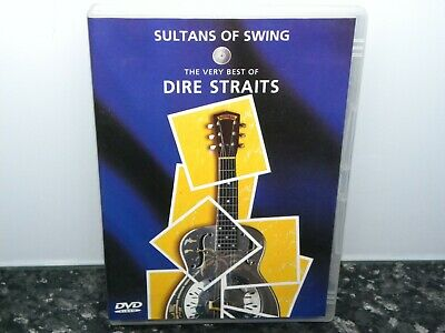 Dire Straits Dvd Sultans Of Swing The Very Best Of Dire Straits - Gc