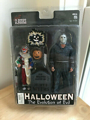 Cult Classics Halloween The Evolution of Evil Michael Myers 2006 - NIB