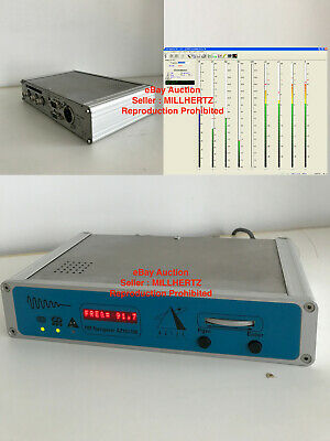 AUDEMAT Navigator AZ10 FM Modulation Analyzer Receiver MPX RDS