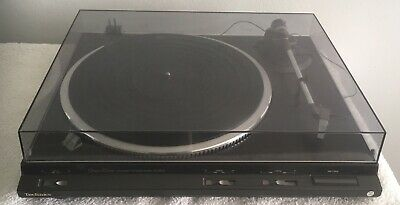Technics SL-DD33 Turntable Record Player Fully Working