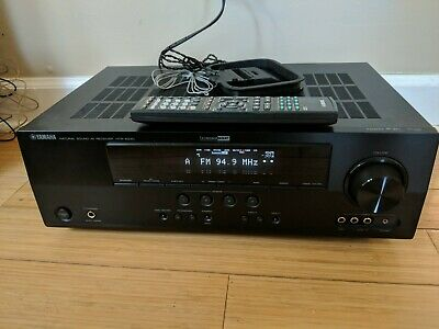 *Rarely used* Yamaha HTR-6230 5.1-Channel Digital Home Theater Receiver *mint*