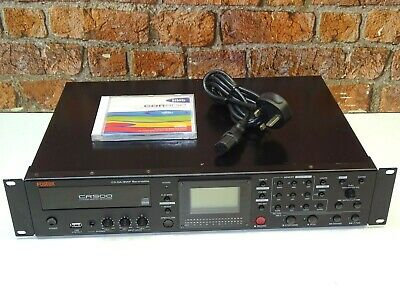 Fostex CR500 Professional Rack Mount CD Recorder, Rewriter & Player