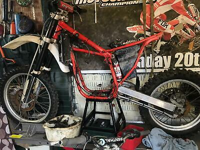 1987 KTM MX 250 Project Spares and Repairs (SX EXC) Motocross Enduro