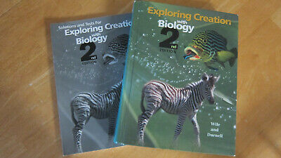 Exploring Creation with Biology by Apologia 2nd Edition