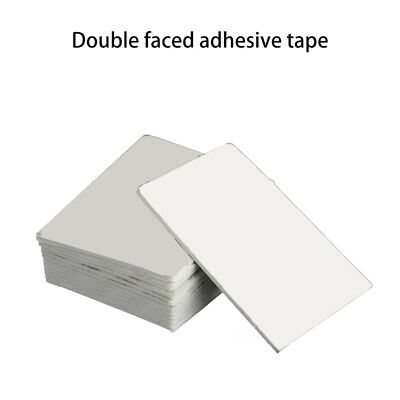 BL_ KQ_ CO_ High Viscosity Rectangle Double Sided EVA Foam Tape Mounting Adhesiv