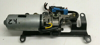 Bmw Z4 E85 Cabriolet Convertible Front Lock Motor 8370816