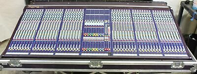 Midas SIENA 480 48-Channel Sound Reinforcement Mixing Console w/ Road Case