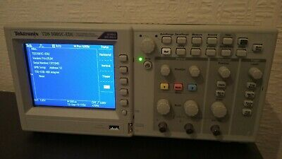 2 Channel oscilloscope 40 Mhz TDS1001C-EDU
