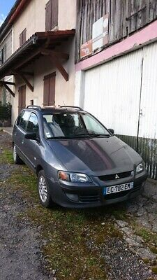 Mitsubishi Space Star Lhd French Reg In France