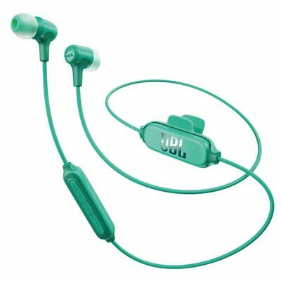 JBL E25BT Wireless In-Ear Bluetooth Headphones with Microphone E-SERIES (TEAL)