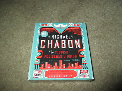 Michael Chabon - The Yiddish Policemen's Union 10 Cd Set