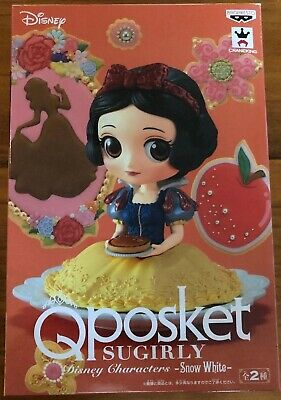 Q Posket SUGIRLY Disney Characters: Snow White - New In Box
