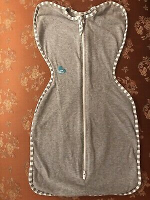 Love To Dream Swaddle Up Original Small Gray