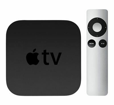 Apple TV (3rd Generation) A1469 8GB Digital HD Media Streamer With Remote