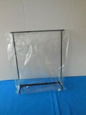 2004 ~ Barbie Silkstone Metal Clothes Rack/Stand For Doll ~ No Hangers ~ New