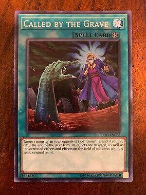 Yugioh - Called By The Grave (FLOD-EN065) Common