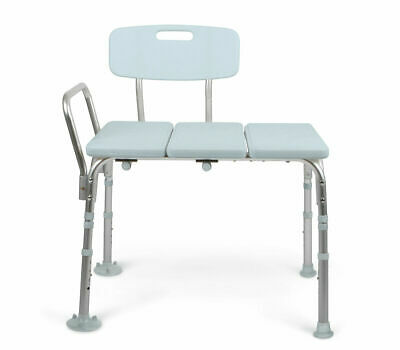 Medline Microban Medical Bath Bench