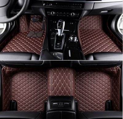 For LEXUS RX350//450h 2010-2014 Car Floor Mats FrontRear Liner Waterproof Mat