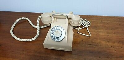 300 Series Ivory Dial Telephone