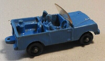 Tomte Laerdal Norway - US Jeep 18 - Blau (A)