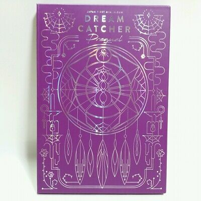 CD+DVD DREAM CATCHER Japan First Mini Album Prequel TSDC-5002 NO Photocard