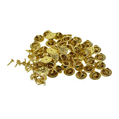 50pcs Pin Sets Buttons DIY Brooch Round Clasps Craft Makings Jewelrys Citations