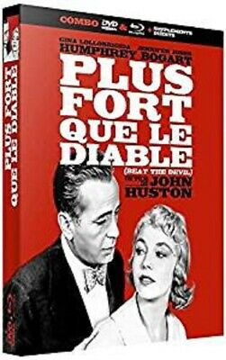 Plus Fort Que Le Diable - Combo Blu-Ray + Dvd Neuf sous cello