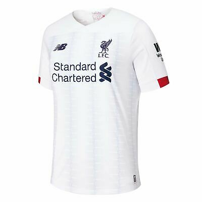 BNWT Liverpool 2019/20 AWAY Shirt Large **With Price Tags**   100% Authentic