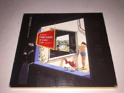 Pink Floyd: Echoes The Best Of Pink Floyd: 2 x CD Slipcase Album: Rock: IFB