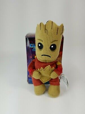 Marvel Guardians Of The Galaxy Vol. 2 Plush Clip-Ons Original Minis Groot