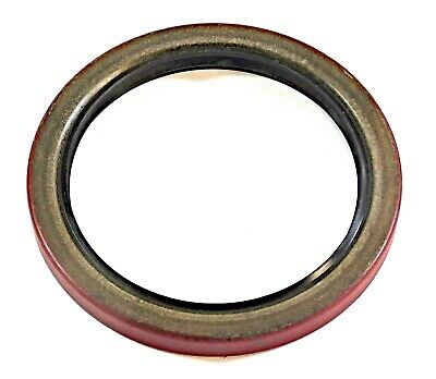"Timken 415379 Nitrile Oil Seal Double Lip with Spring 3.750"" X 4.756"" X 0.500"""