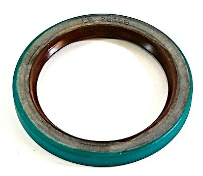 "SKF 28698 Flouro Rubber Oil Seal CRWH1 Design  2.875"" x 3.751"" x 0.4375"""