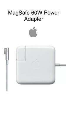 "Apple 60W MagSafe A1344 Power Adapter for 13.3"" MacBook Pro A1278, A1342, A1181"