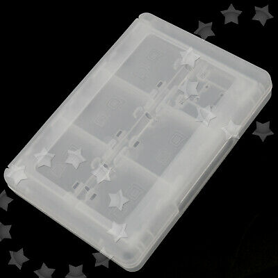 White 28-in-1 Game Card Case Holder Cartridge Box fit Nintendo DSi XL DS Lite