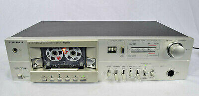 Telefunken RC 200 HIGH-COM Metal Cassette Deck Tapedeck