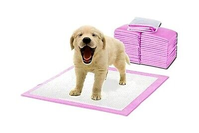 60X45Cm Large Puppy Training Pads/Toilet Pee Wee Mats Pet Dog/Cat