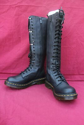 DR. MARTENS 1B60 Virginia Women's Fashion Knee High Boot SZ