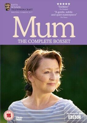 Mum Series 1-3 (DVD 3 DISC BOX SET, 2019) *NEW/SEALED* FREE P&P