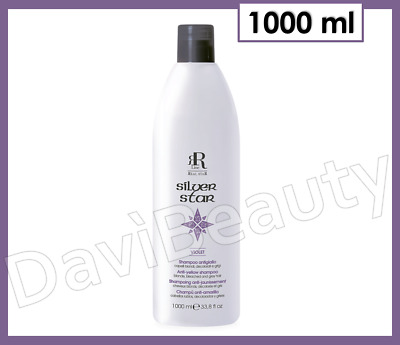 RR SILVER STAR NO YELLOW - Shampoo Antigiallo (1000ml)