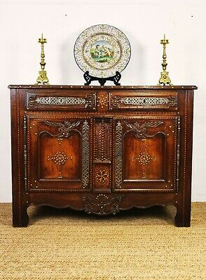 A decorative 18th Century French sideboard