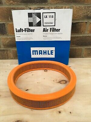 Genuine Mahle Air Filter, Lx 115  Fit Ford