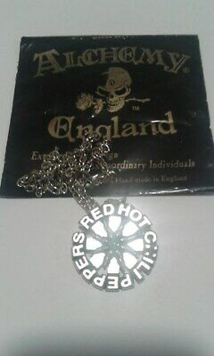 RED HOT CHILLI PEPPERS - official necklace - ALCHEMY GOTHIC, NEW!