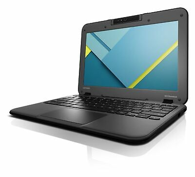 "Lenovo Chromebook N22 11.6"" Notebook, IPS Touchscreen, Intel N3060 Dual-Core,..."