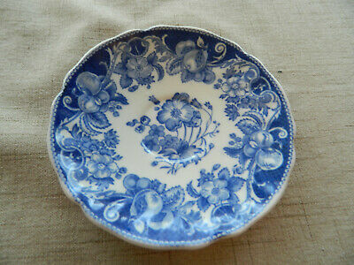 "Royal Doulton China Pomeroy Demitasse Saucer  4 1/4"" wide                   5-4"