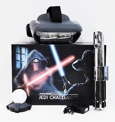 Lenovo Star Wars Jedi Challenges Lightsaber AR VR Game Headset